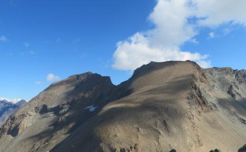 Tau Blac vista dalla Punta Leynir