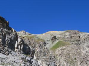 Dorsale verso il Monte Maniglia