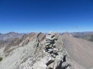 In cima al Monte Maniglia