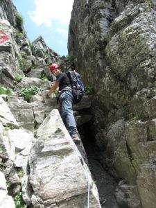 Canalino roccioso