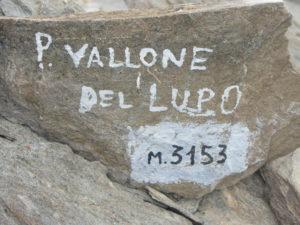 Punta del Vallone del Lupo Compagnia della Cima