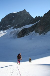 Glacier du M. Collon 9