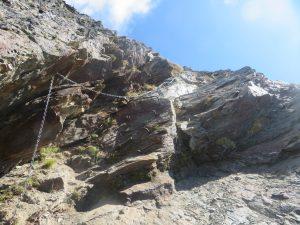 Salita al Mont Fallère
