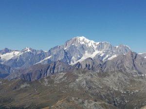 Monte Bianco dal Mont Fallère