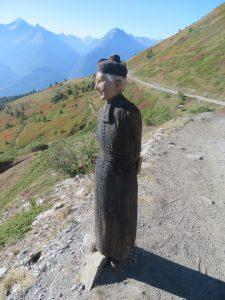 Salendo al Mont Fallère
