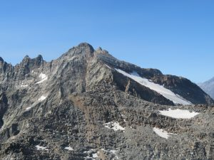 Punta Clavarino 3260 m