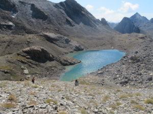 Lago del Vallonasso di Stroppia, 2804 m