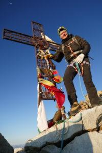 Angelo alla Croce del Cervino